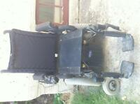 Electric wheelchair for sale