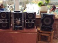 Sony genezi stereo
