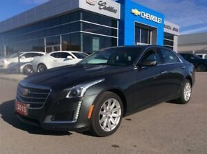 2015 Cadillac CTS Luxury AWD | Navi | Rear Cam | Bluetooth