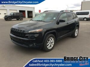 2015 Jeep Cherokee North- Heated Seats and Wheel, Power Liftgate