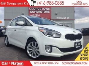 2014 Kia Rondo EX 7-Seater | LEATHER | BACK UP CAM |