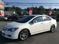 2011 Acura CSX BLACK LEATHER SEATS,TINTED WINDOWS,LOW KMS,ONE OW