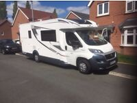 Motorhome For Hire In Manchester - Now Available For Holidays