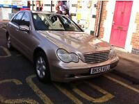 2003 Mercedes C Class C220 CDi Elegance Auto * 1 Owner From New * Full Mercedes Service History *