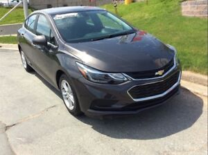 2017 Chevrolet Cruze JUST LIKE NEW! ONLY 1100KMS! AUTO/BACK UP C