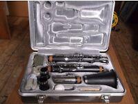 Clarinet, hardly used still in case.......