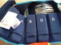Float vest and armbands