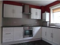 Newmilns 2 bed ground floor flat