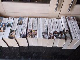 VALERIE WOOD PAPER BACK BOOKS