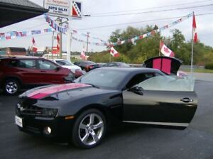 2010 Chevrolet Camaro BLACK ON BLACK $199 BI-WEEKLY