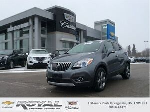 2014 Buick Encore Leather  - $127.86 B/W