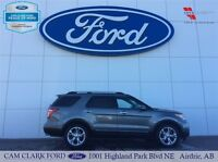 2012 Ford Explorer Limited AWD V6 4WD