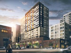 Luxurious Brand New 2 Bedroom Condo in Griffintown (Exalto)