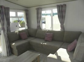Brand New 2018 Static Caravan, Sited at Parkdean Resorts Holiday Park in South West Wales