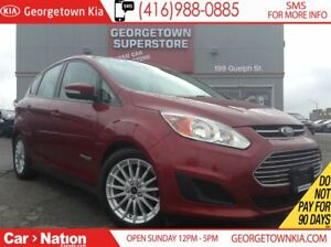 2013 Ford C-Max SE | CLEAN CARPROOF | ALLOYS | AUTOMATIC CLIMATE