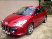 Peugeot 307 hdi xsi 2.0 diesel ...new mot 78,000 miles £2350