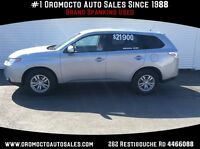 2014 Mitsubishi Outlander Heated Seats, Only$21950, All Wheel Dr