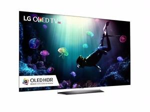 LG OLED 4K SMART TV SALE! from $1999! B6  E6  and  G6 Models Available up to 50% OFF RETAIL
