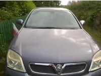Vauxhall Vectra 1.9 diesel, 03 plate Spares or Repair £180 ono