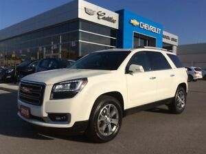 2015 GMC Acadia SLT | Navi | Sunroof | Bluetooth | Rear Cam
