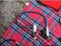 Scuba diving Scuba pro tank valves gauge mouth pieces dry suit connectors all good