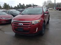 2013 Ford Edge SEL One owner / Clean carproof