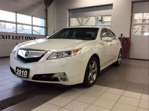 2010 Acura TL AWD - Leather - New tires!!