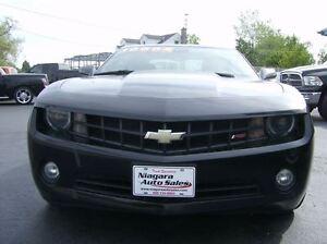 2010 Chevrolet Camaro BLACK ON BLACK !! SUPER CAR !!