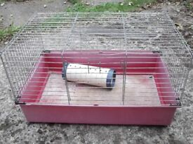 Guinea pig cage approx