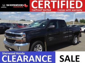 2016 Chevrolet Silverado 1500 LT w/1LT 4X4| REMOTE START| WIFI|