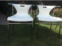 4 X Ikea dining chairs