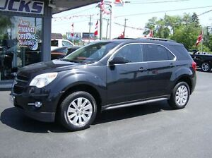 2010 Chevrolet Equinox LT WITH POWER SUNROOF !! WE FINANCE !!