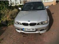 2004/54 BMW 325ci msport auto 83300 miles!!!!!