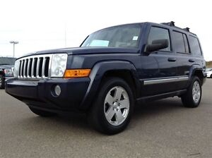 2010 Jeep Commander Sport | LEATHER HEATED SEATS | NAVI | BACK C