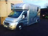 Brand new Regent Duo 3.5 tonne horse box / horse lorry