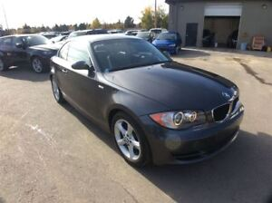 2008 BMW 1 Series / 128i / 3.0 / AUTO / SUNROOF / LEATHER