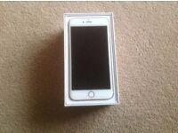 IPHONE 6 PLUS WHITE/GOLD 16 GB UNLOCKED BOXED