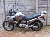 Honda Varadero 125 Unregistered 66 Plate