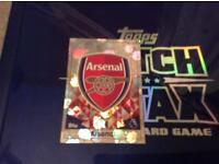 Arsenal badge match attax