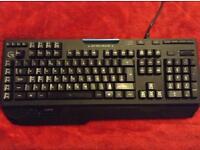 Logitech Orion Spark G910 & Hyperion Fury G402 (gaming equipment)