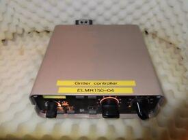 Bucher electronic gritter control unit to suit Cuthbertson,whale,telstar