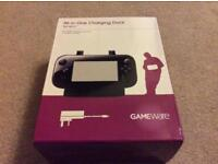 Wii U all in one charging dock brand new