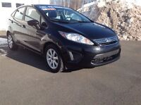 2013 Ford Fiesta $36.00 WEEKLY O.A.C.|ONE OWNER|5 SPEED SPORT|
