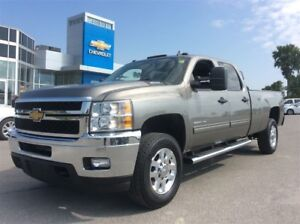 2013 Chevrolet SILVERADO 2500HD LT | CREW | LONG BOX