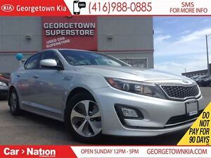 2014 Kia Optima Hybrid LX BACK UP CAM| ALLOY WHEELS| HEATED SEAT