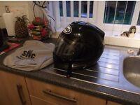 ARAI Corsair RX7 Black Helmet