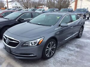 2018 Buick LaCrosse Premium, Leather, Save over $4200 off