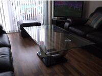 harveys crest coffee and lamp table £200 (pick up only).