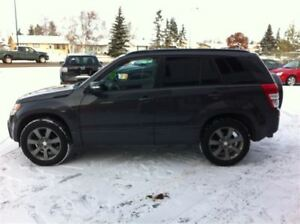 2012 Suzuki Grand Vitara $105 Bi-Weekly Zero Down O.A.C.