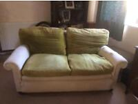 Victorian sofa for reupholstery